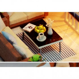 NAJIAXIAOWU Miniatur Rumah Boneka DIY Doll House Wooden Furniture - K-031 - 7
