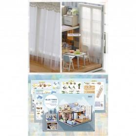 CUTE ROOM Miniatur Rumah Boneka DIY Doll House Wooden Furniture - L023 - 4