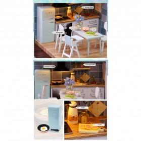 CUTE ROOM Miniatur Rumah Boneka DIY Doll House Wooden Furniture - L023 - 6