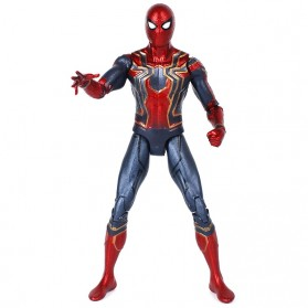 SUPERHERO Miniatur Action Figure Karakter Marvel Spiderman Avenger Infinity War - N033