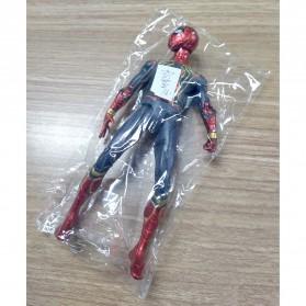 SUPERHERO Miniatur Action Figure Karakter Marvel Spiderman Avenger Infinity War - N033 - 5