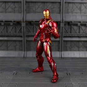SUPERHERO Miniatur Action Figure Karakter Marvel Iron Man Avenger Infinity War - N033