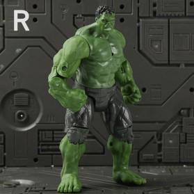 SUPERHERO Miniatur Action Figure Karakter Marvel Hulk Avenger Infinity War - N033 - 1