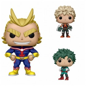 Lensple Character Action Figure My Hero Academia Model All Mighty - RB0314 - 2