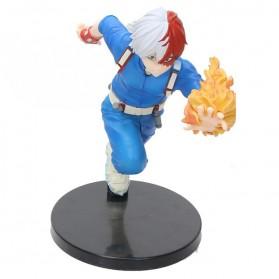 Lensple Character Action Figure My Hero Academia Model Todoroki - RB0315