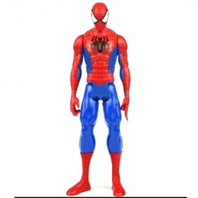Apaffa Action Figure Marvel Avenger Model Spider-Man - A1517