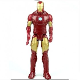 Apaffa Action Figure Marvel Avenger Model Iron Man - N033