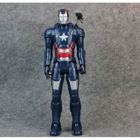 Apaffa Action Figure Marvel Avenger War Machine - N033