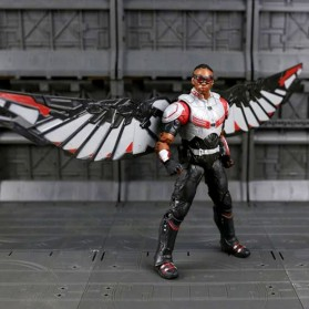 Apaffa Action Figure Marvel Avenger Model Falcon - N033