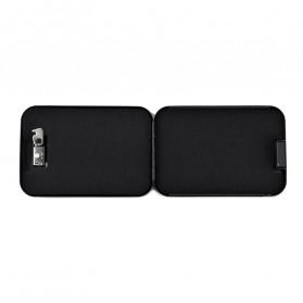 OPSON Brankas Mini Mobil Key Safes Portable Car Safesbox Gun Jewelry - OS300C - Black - 3