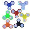 Tri Fidget Spinner LED (OBRAL / DEFECT) - Multi-Color