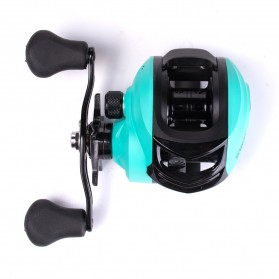 Debao SQ200 Spinning Reel Pancing Magnetic Brake 7.1:1 17+1 Ball Bearing - Green