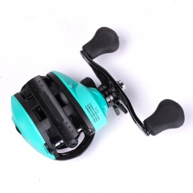 Debao SQ200 Spinning Reel Pancing Magnetic Brake 7.1:1 17+1 Ball Bearing - Green - 2