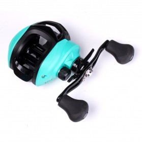 Debao SQ200 Spinning Reel Pancing Magnetic Brake 7.1:1 17+1 Ball Bearing - Green - 3