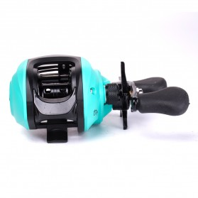 Debao SQ200 Spinning Reel Pancing Magnetic Brake 7.1:1 17+1 Ball Bearing - Green - 4