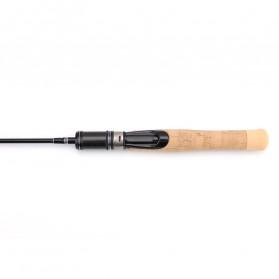 Makou Joran Pancing Gun Handle Carbon Wood 2 Segments 1.8M - KW01 - Black - 3
