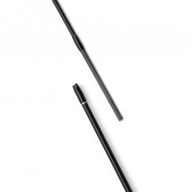 Makou Joran Pancing Gun Handle Carbon Wood 2 Segments 1.8M - KW01 - Black - 6