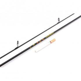 Makou Joran Pancing Gun Handle Carbon Wood 2 Segments 1.8M - KW01 - Black - 8