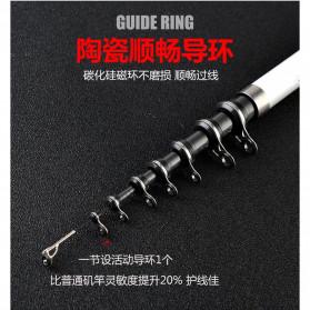 Zhenyi Joran Pancing Carbon Fiber Telescopic 2.1M - ZH06 - Black - 5