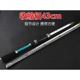 Zhenyi Joran Pancing Carbon Fiber Telescopic 2.1M - ZH06 - Black - 6