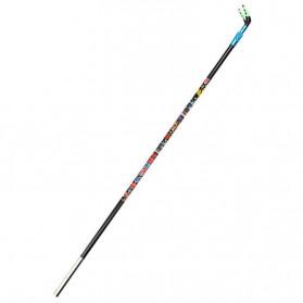 Zhanjiang Joran Pancing Carbon Fiber Fishing Rod 2.7 Meter - ZHN02 - Black