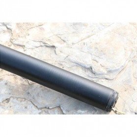 Zhenyi Joran Pancing Carbon Fiber Telescopic 2.4M - ZH03 - Black - 9