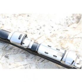 Zhenyi Joran Pancing Carbon Fiber Telescopic 2.4M - ZH03 - Black - 11
