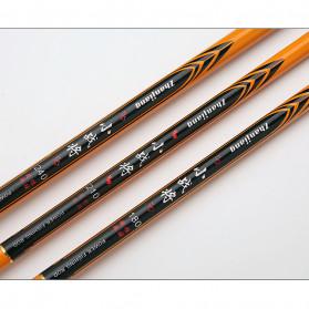 Zhanjiang Joran Pancing Carbon Fiber Fishing Rod 2.1 Meter - ZHN01 - Black - 5