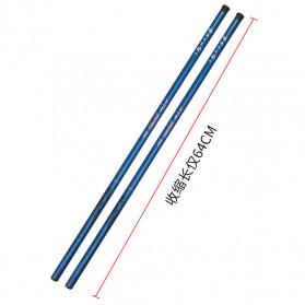 JIEWEI Joran Pancing Fiberglass Fishing Rod 3.6 Meter - JW360 - Blue - 2