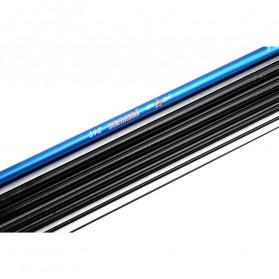 JIEWEI Joran Pancing Fiberglass Fishing Rod 3.6 Meter - JW360 - Blue - 3