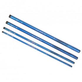 JIEWEI Joran Pancing Fiberglass Fishing Rod 3.6 Meter - JW360 - Blue - 8