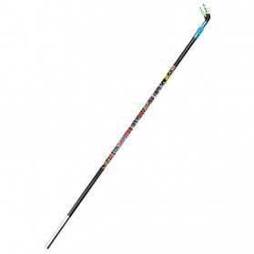 Zhanjiang Joran Pancing Carbon Fiber Fishing Rod 2.4 Meter - ZHN02 - Black