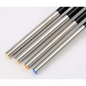 Zhanjiang Joran Pancing Carbon Fiber Fishing Rod 2.4 Meter - ZHN02 - Black - 8