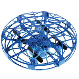 Drone Profesional - OLOEY UFO Drone Mini Quadcopter Infrared Induction - WS-3287 - Blue