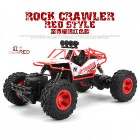 Rock Crawler Monster Truck Bigfoot RC Remote Control 1:12 4WD 2.4GHz - XY-6255 - Black - 3