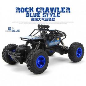 Rock Crawler Monster Truck Bigfoot RC Remote Control 1:12 4WD 2.4GHz - XY-6255 - Black - 4