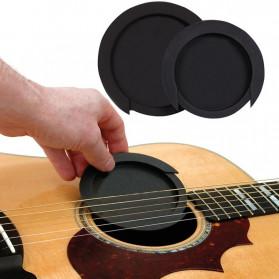 Yuker Sound Hole Penutup Lubang Gitar Akustik 38/39 Inch - YGSH01 - Black
