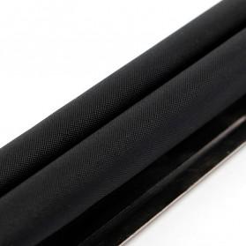 HONEYPUFF Alat Penggulung Linting Rokok Manual Tobacco Roller Machine 110mm - QQ001 - Black - 6