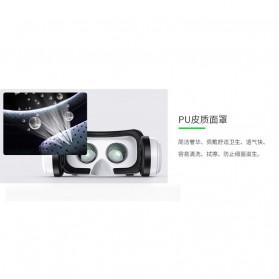 Shinecon 3D VR Box Virtual Reality Glasses 3D Headphone for 4-6 Inch Smartphone - SC-G08 - White - 6