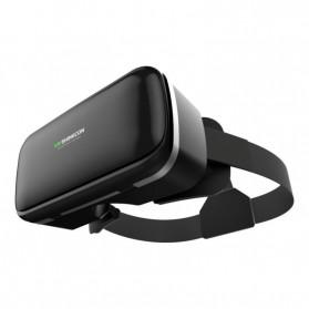 Shinecon 6th Generation 3D VR Box Virtual Reality Glasses for 4.7-6 Inch Smartphone - SC-G04 - Black - 2