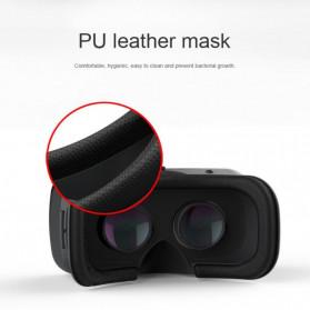 Shinecon 6th Generation 3D VR Box Virtual Reality Glasses for 4.7-6 Inch Smartphone - SC-G04 - Black - 5