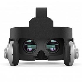 Shinecon 3D VR Box Virtual Reality Glasses 3D Headphone for 4.7-6 Inch Smartphone - SC-G07E - Black - 2