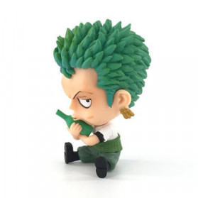 Apaffa Action Figure One Piece Model Zoro Chopper 2 PCS - AP2 - 5