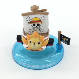 Apaffa Action Figure One Piece Model Pirate Ship 6 PCS - AP2 - 4