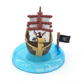 Apaffa Action Figure One Piece Model Pirate Ship 6 PCS - AP2 - 7