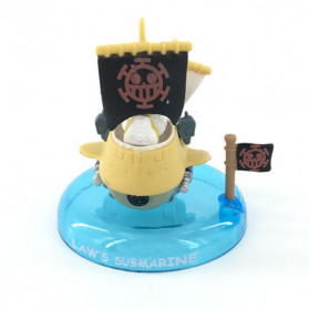 Apaffa Action Figure One Piece Model Pirate Ship 6 PCS - AP2 - 9