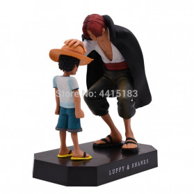 Apaffa Action Figure One Piece Model Luffy And Shanks 1 PCS - AP3 - 5