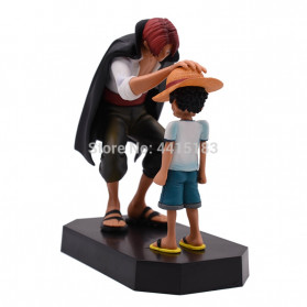 Apaffa Action Figure One Piece Model Luffy And Shanks 1 PCS - AP3 - 6