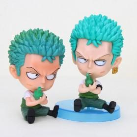 LOL Action Figure Roronoa Zoro One Piece - PP1 - Blue