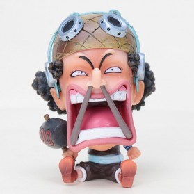 LOL Action Figure Usopp One Piece - PP2 - Red